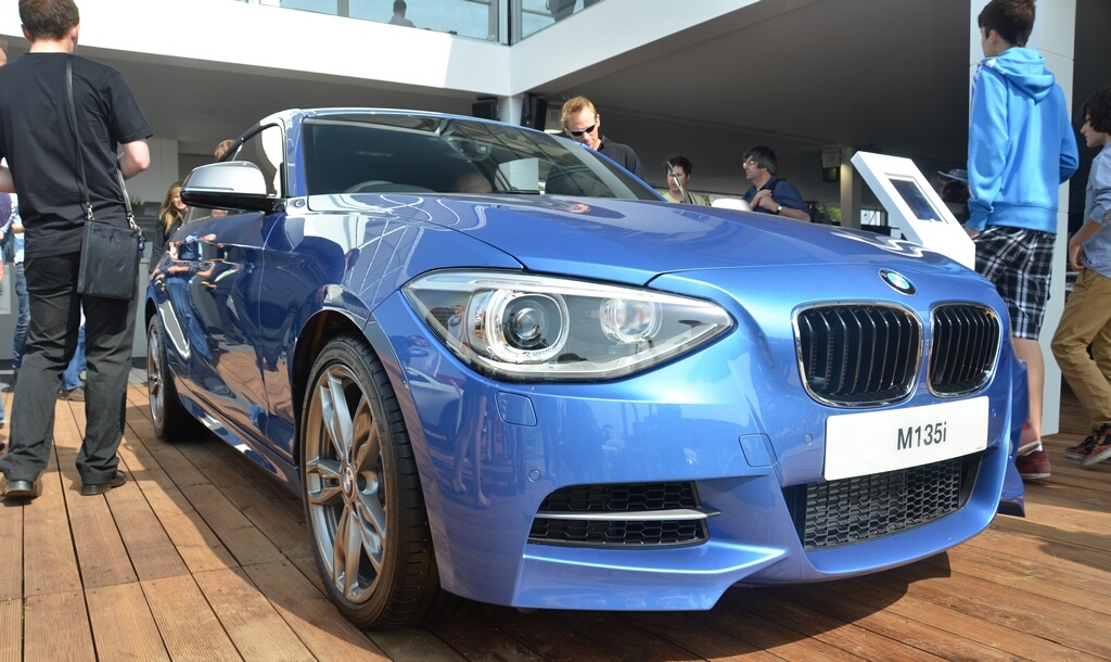 BMW Cars At 2012 Goodwood Festival Of Speed (Photo 4 of 11)