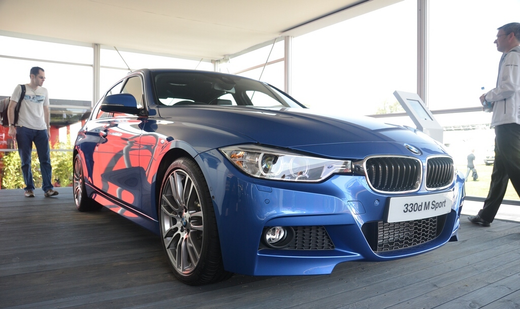 BMW Cars At 2012 Goodwood Festival Of Speed (Photo 5 of 11)
