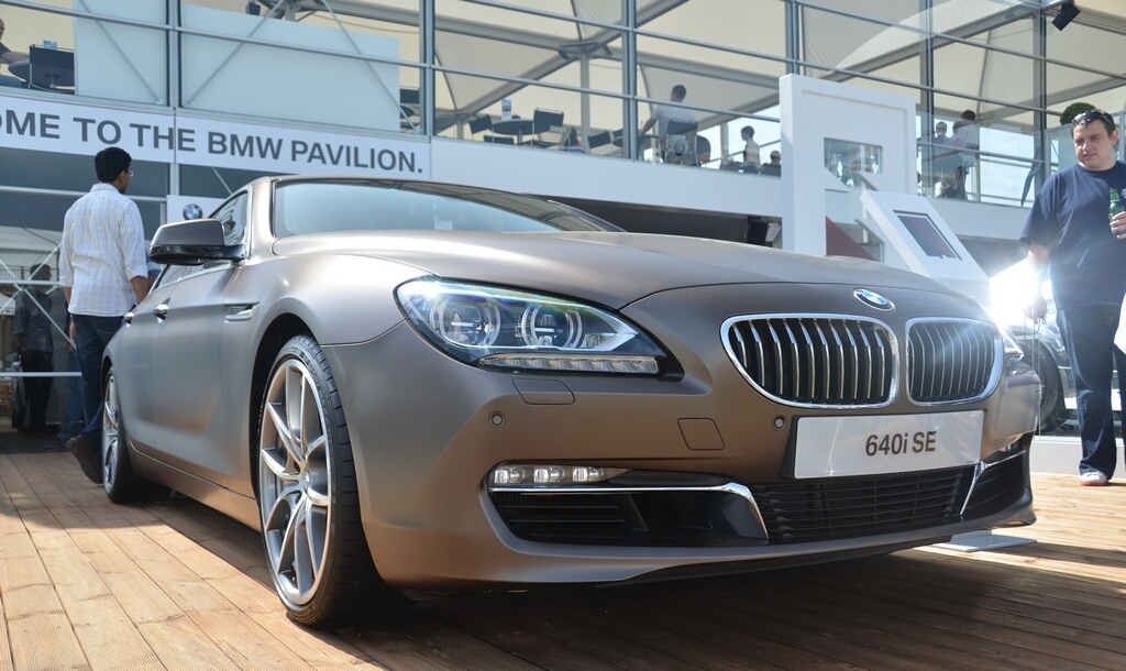 BMW Cars At 2012 Goodwood Festival Of Speed (View 7 of 11)