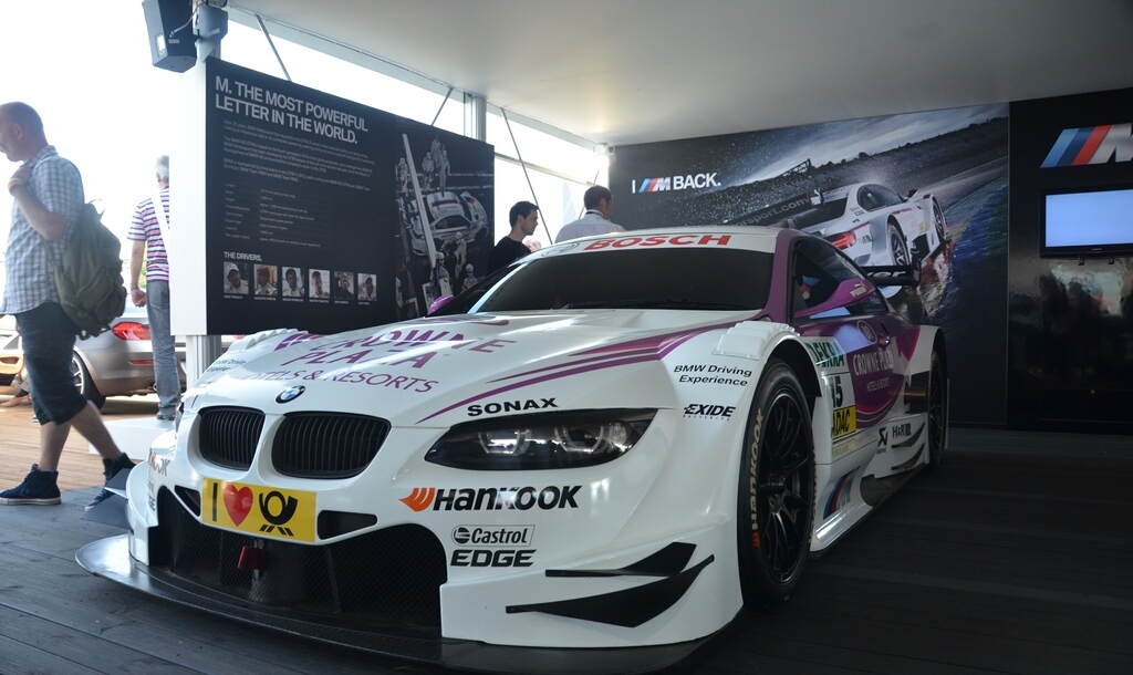 Featured Image of BMW Cars At 2012 Goodwood Festival Of Speed