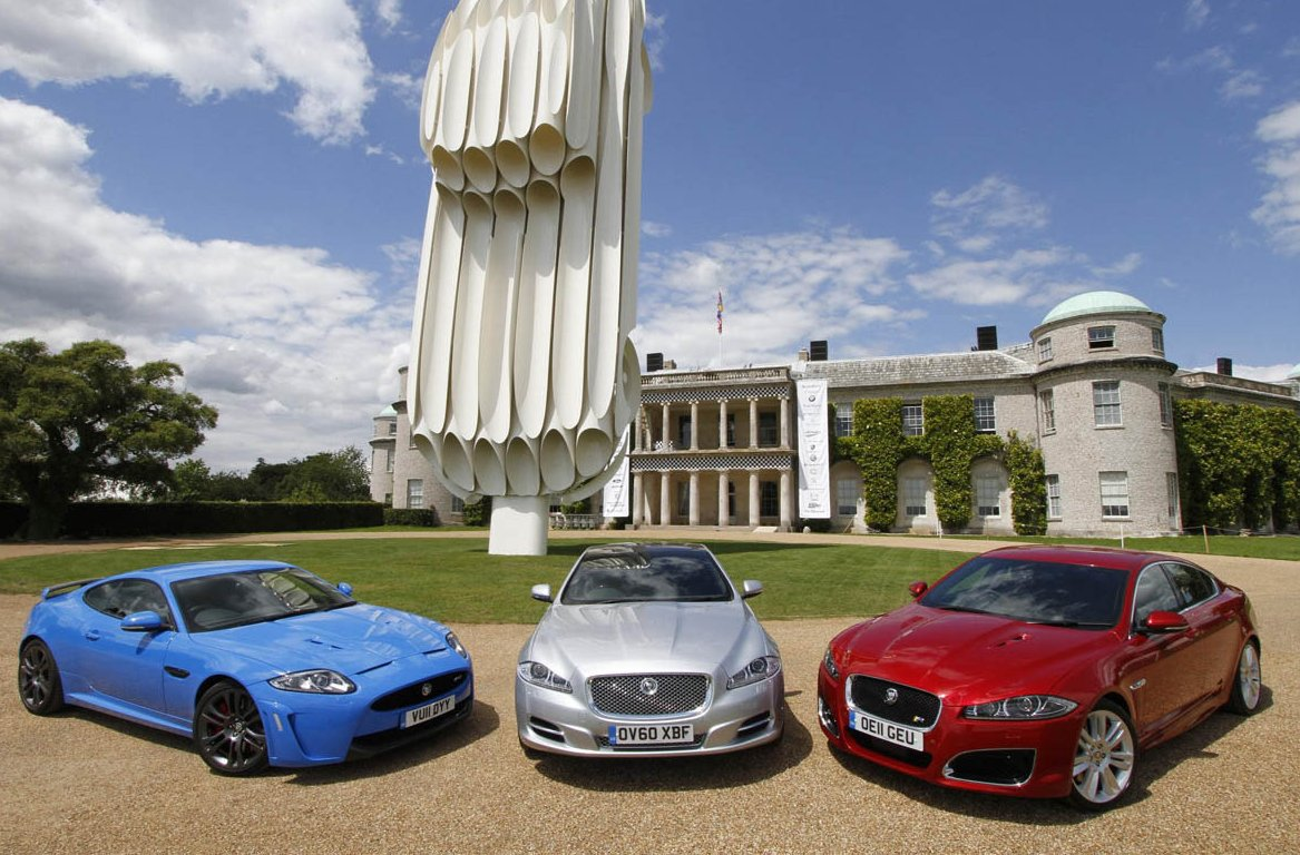 Featured Image of 2012 Goodwood Festival Of Speed Held On June
