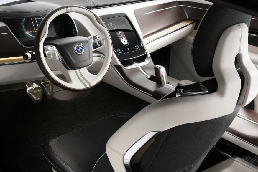 Volvo C90 Coupe Interior (Photo 5 of 9)