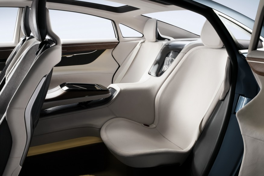 Volvo C90 Coupe Seat (View 6 of 9)
