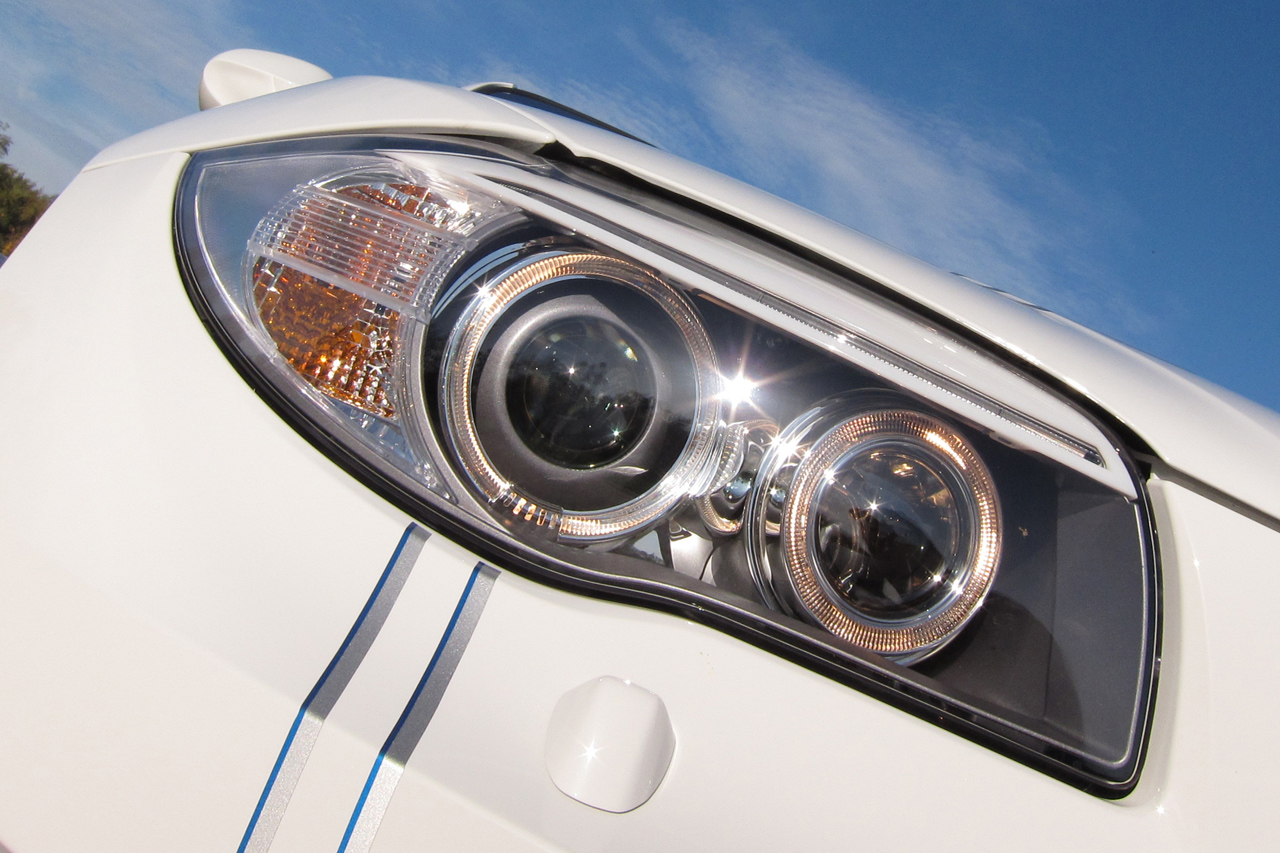 2012 BMW ActiveE Head Lamp (Photo 7 of 12)