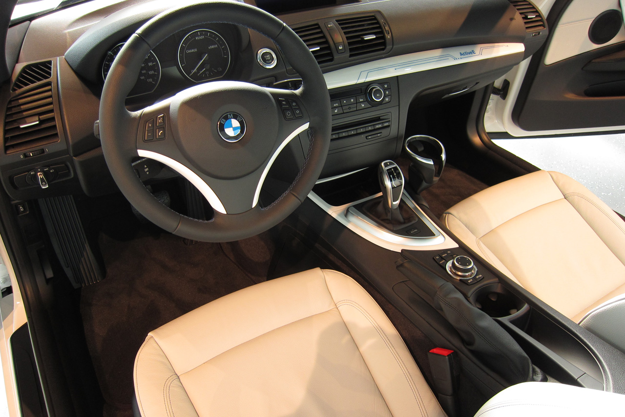 2012 BMW ActiveE Interior (Photo 8 of 12)