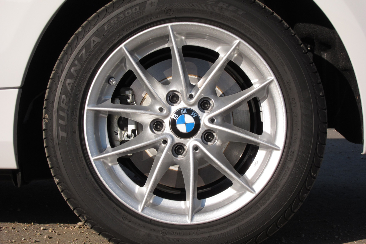 2012 BMW ActiveE Wheels (Photo 12 of 12)