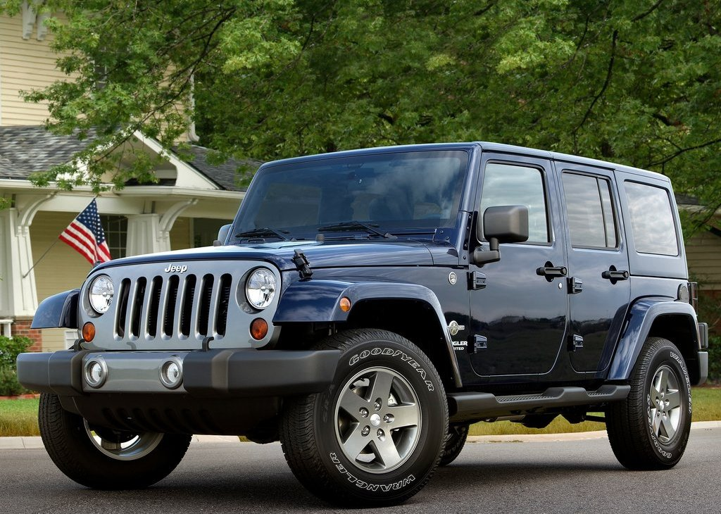 2012 Jeep Wrangler Freedom Edition (Photo 1 of 7)