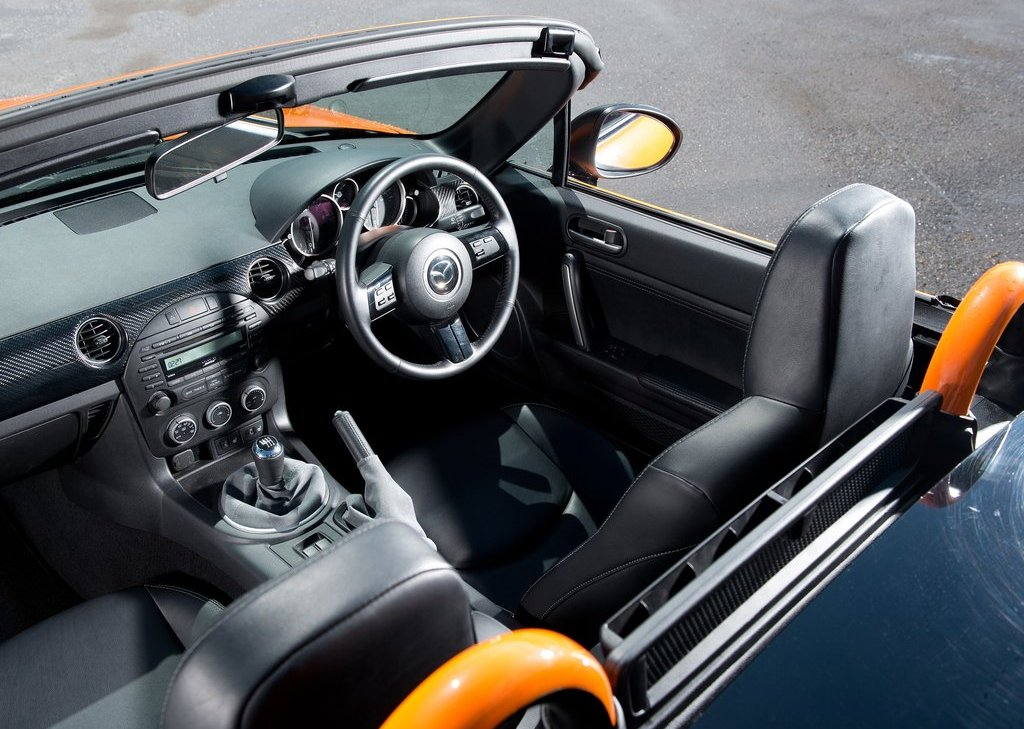 2012 Mazda MX 5 GT Interior (View 5 of 11)