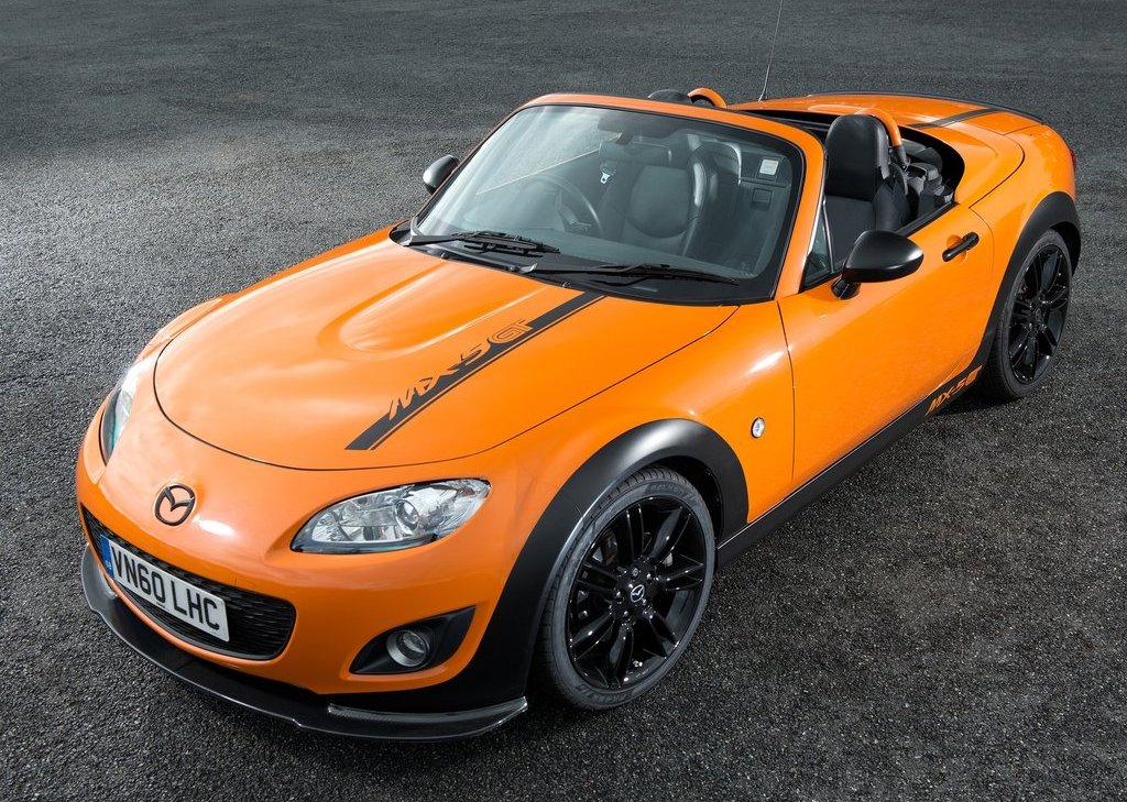 Featured Image of 2012 Mazda MX 5 GT Unveiled At Goodwood