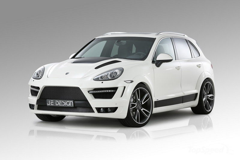 Featured Image of 2012 Porsche Cayenne Progessor By Je Design