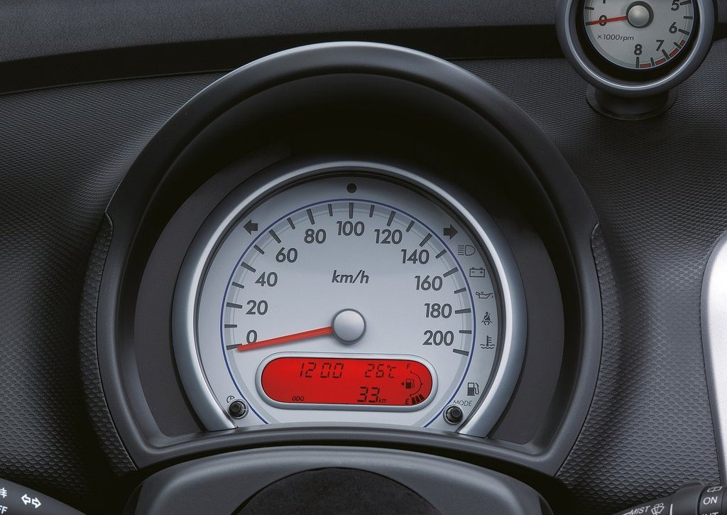 2012 Suzuki Splash Dashboard (View 2 of 9)