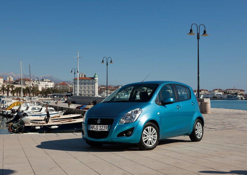 2012 Suzuki Splash Front View (Photo 5 of 9)
