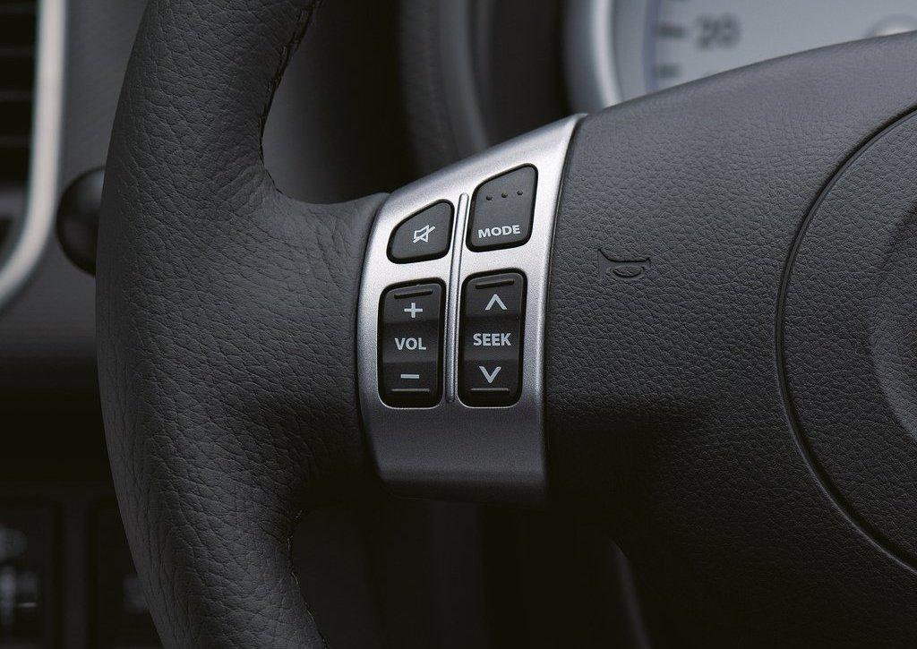 2012 Suzuki Splash Interior (View 5 of 9)