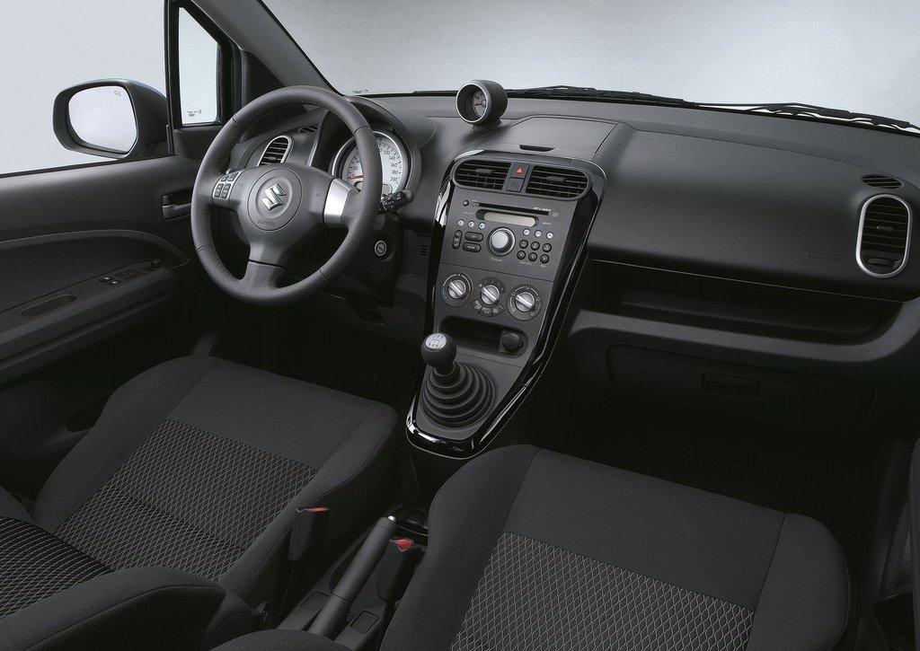 2012 Suzuki Splash Interior (View 6 of 9)