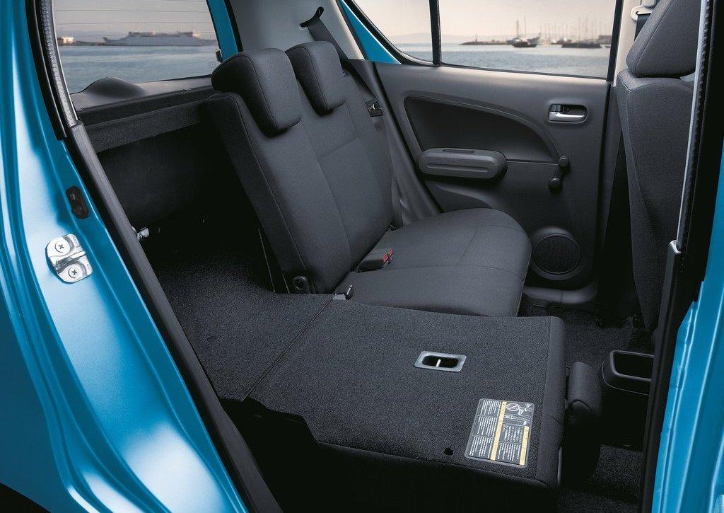 2012 Suzuki Splash Seat (View 8 of 9)