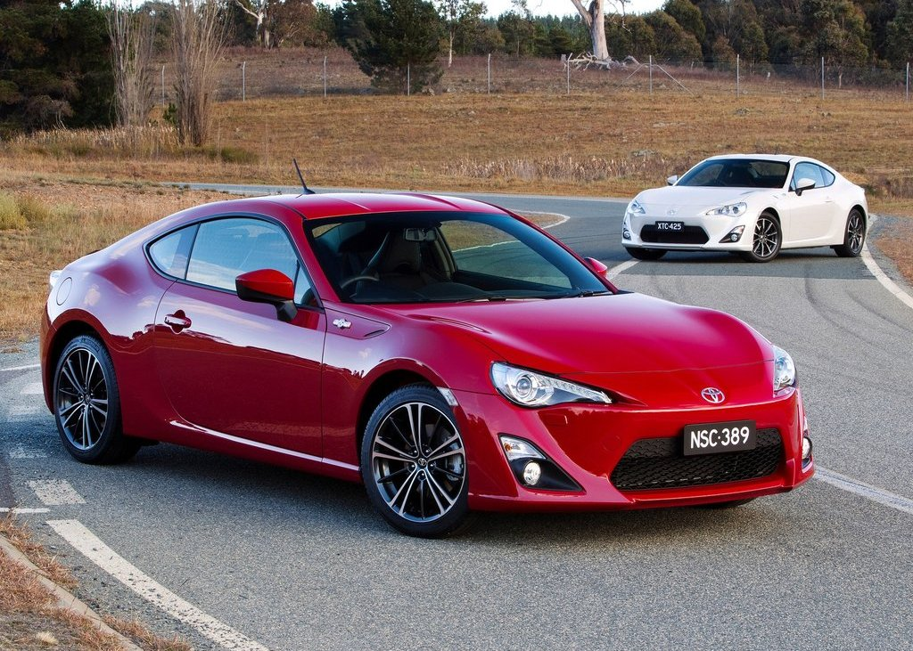2012 Toyota 86 GTS (View 1 of 13)