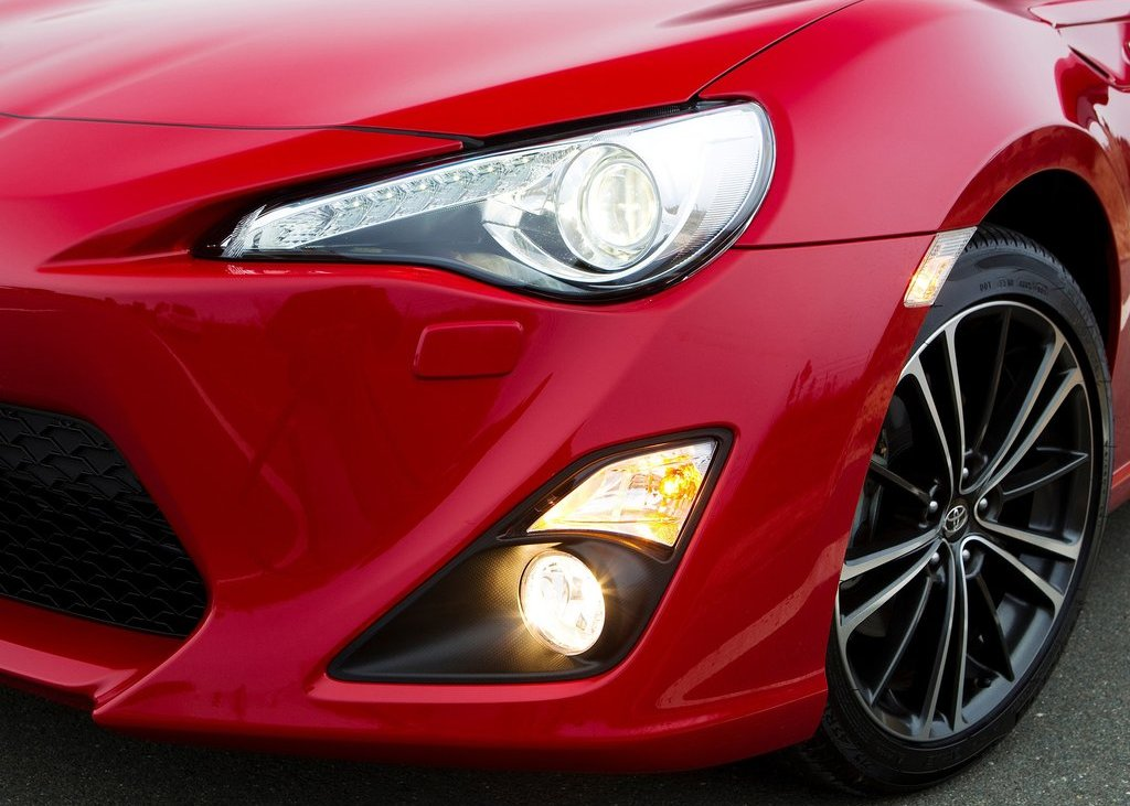 2012 Toyota 86 GTS Lamp (View 9 of 13)