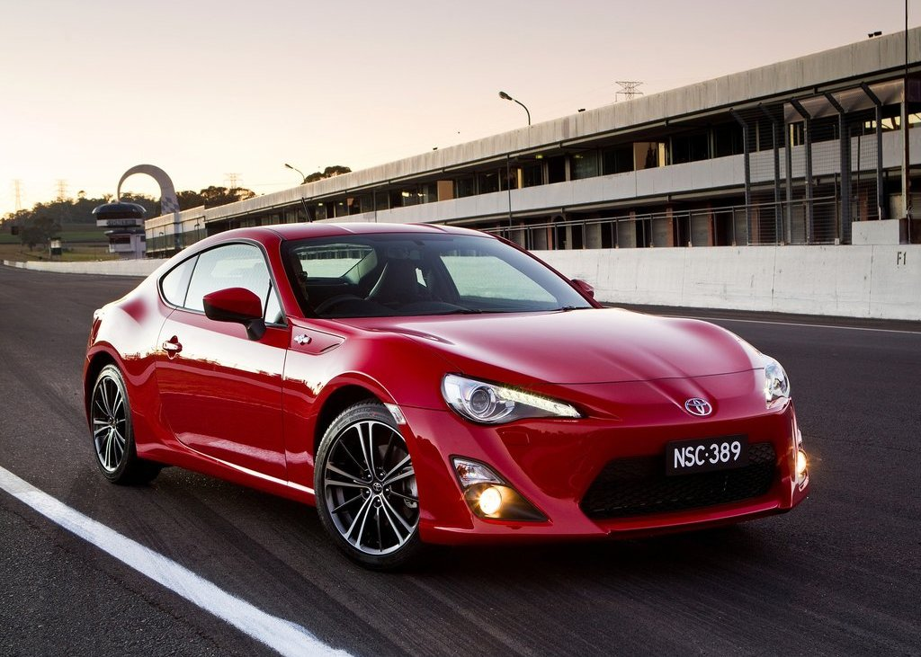 2012 Toyota 86 GTS (View 12 of 13)