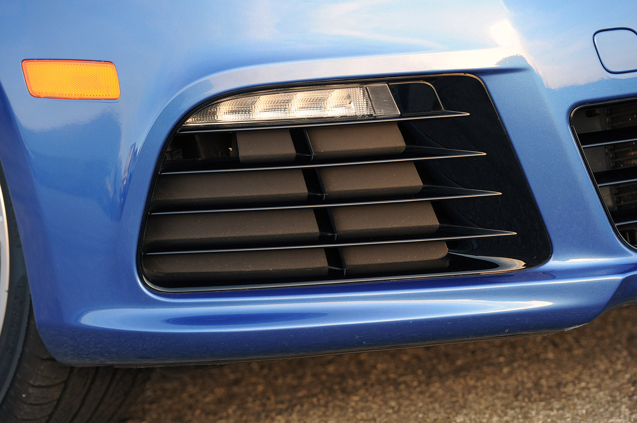 2012 Volkswagen Golf R Bumper (Photo 3 of 16)