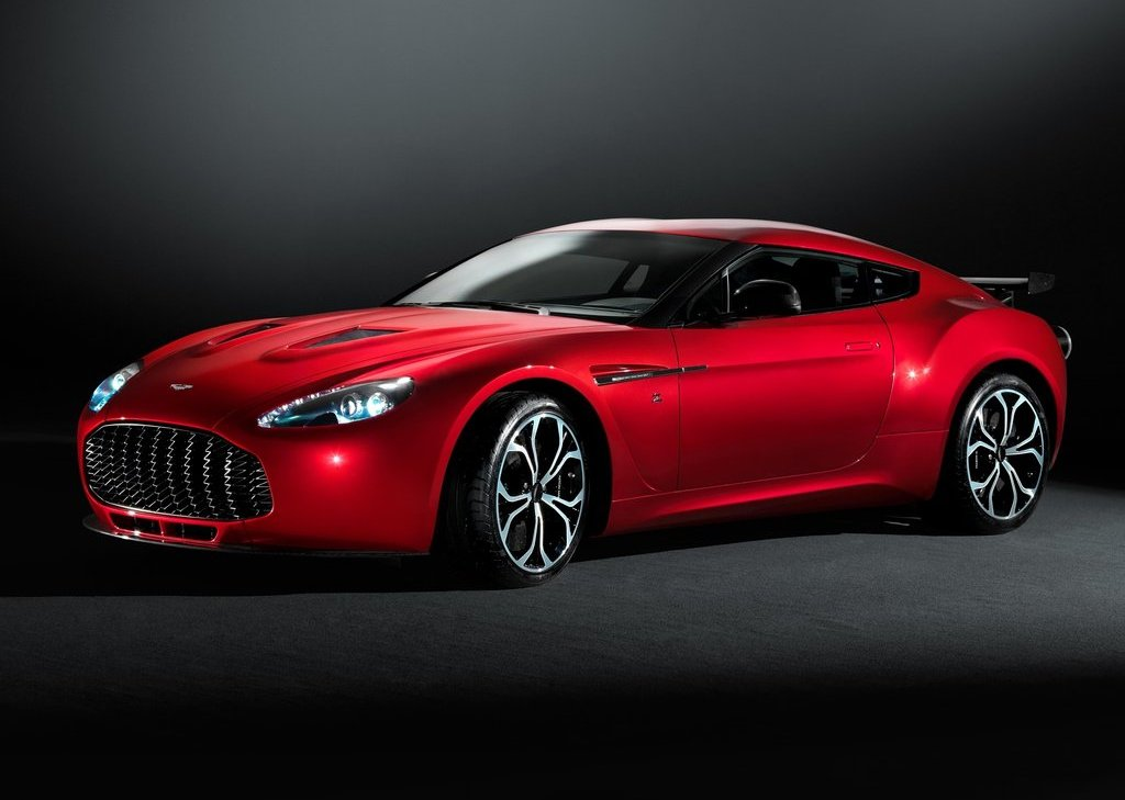 2013 Aston Martin V12 Zagato Produced Only 101 Pictures Gallery (1 Images)