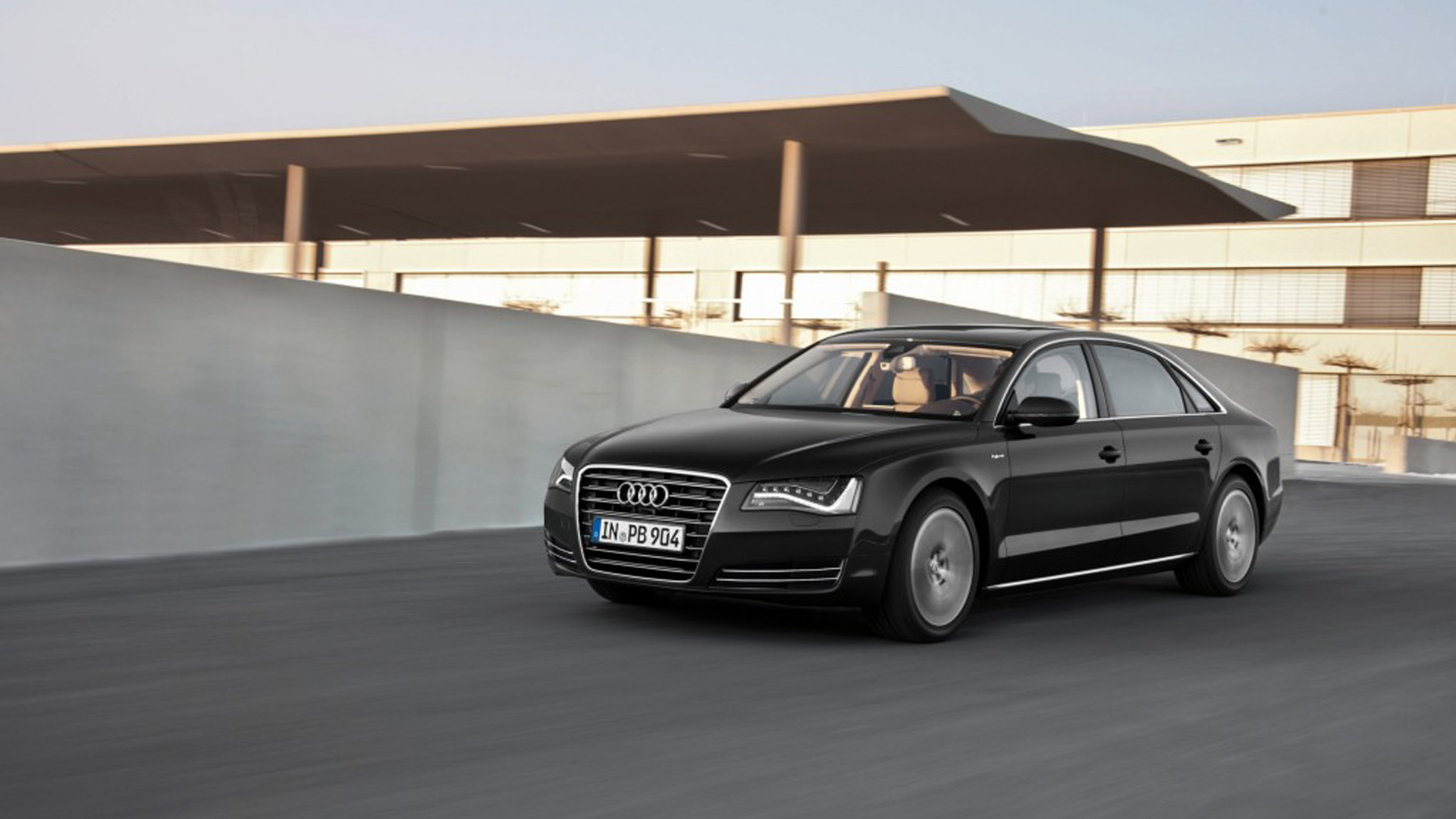 2013 Audi A8 (View 1 of 6)