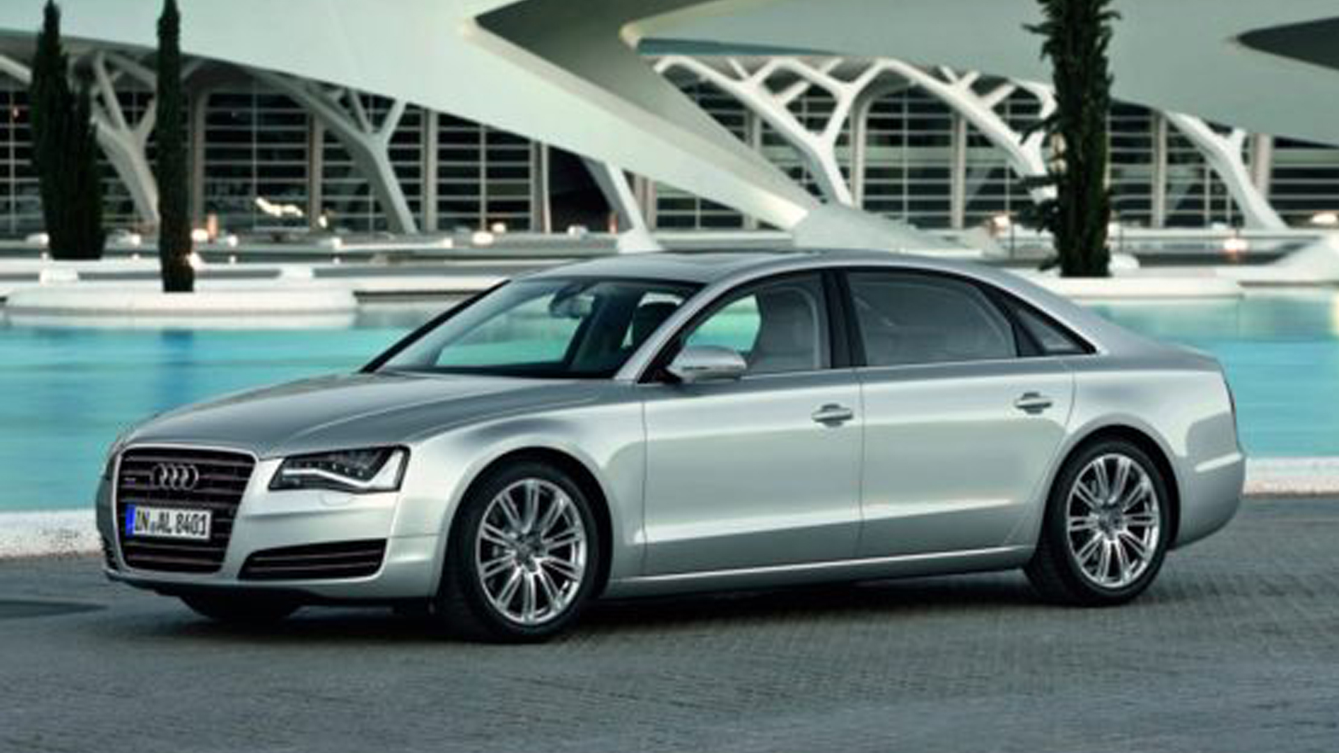 2013 Audi A8 (View 2 of 6)