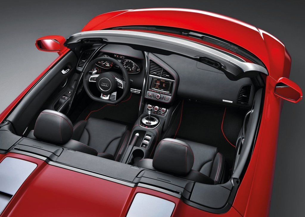 2013 Audi R8 Seat (Photo 6 of 7)