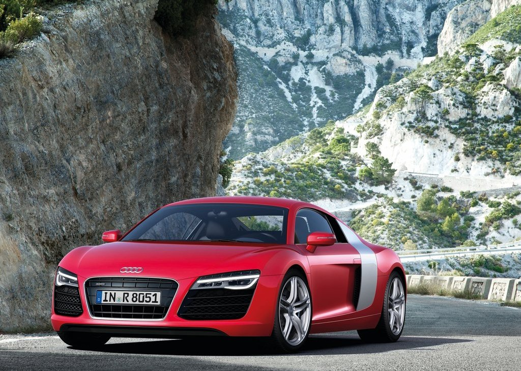 2013 Audi R8 Model Version Review Pictures Gallery (7 Images)