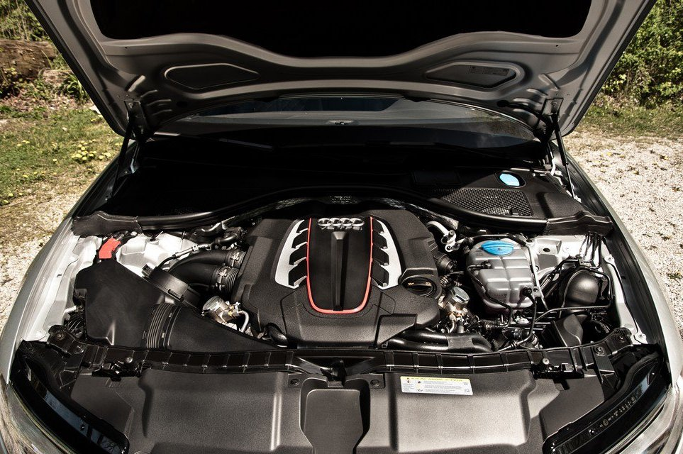 2013 Audi S6 Engine (View 2 of 11)