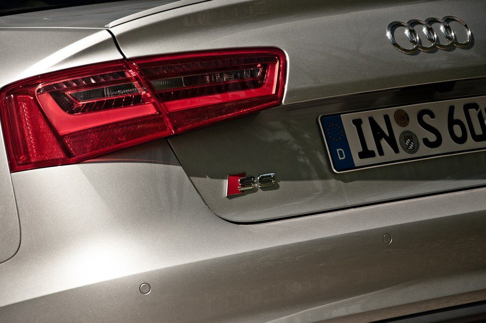 2013 Audi S6 Tail Lamp (Photo 10 of 11)