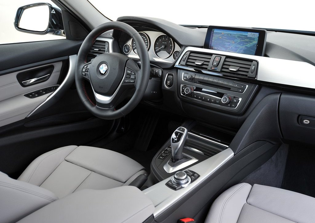 2013 BMW 3 Series Active Hybrid Interior (Photo 7 of 15)