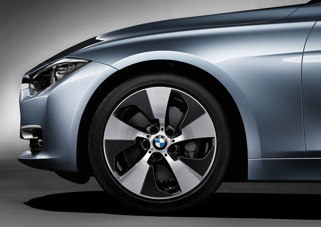 2013 BMW 3 Series Active Hybrid Wheels (Photo 15 of 15)