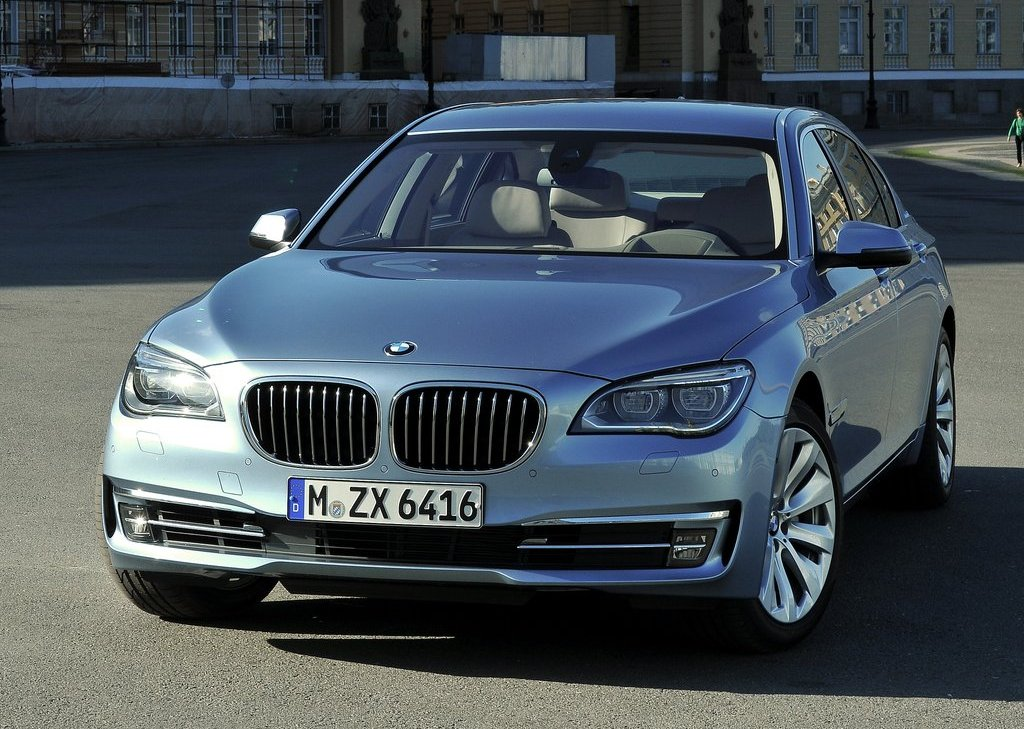 2013 BMW 7 ActiveHybrid (Photo 1 of 14)