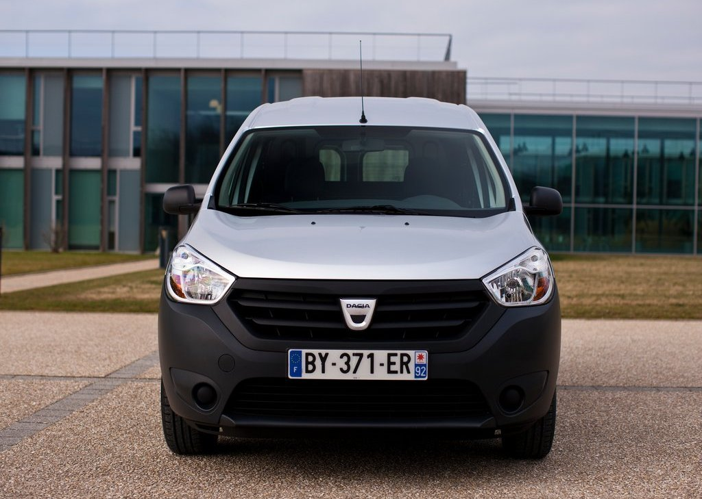 2013 Dacia Dokker Van Front (Photo 6 of 20)