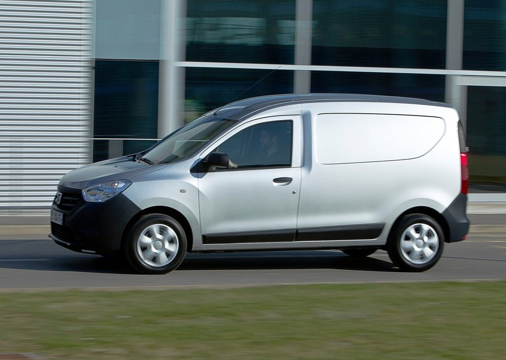 2013 Dacia Dokker Van Left Side (Photo 10 of 20)