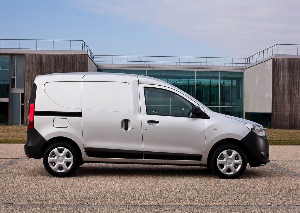 2013 Dacia Dokker Van Right Side (Photo 15 of 20)