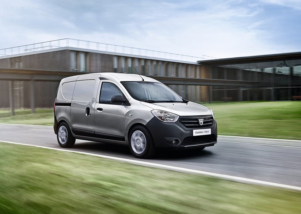 Featured Image of 2013 Dacia Dokker Van Review