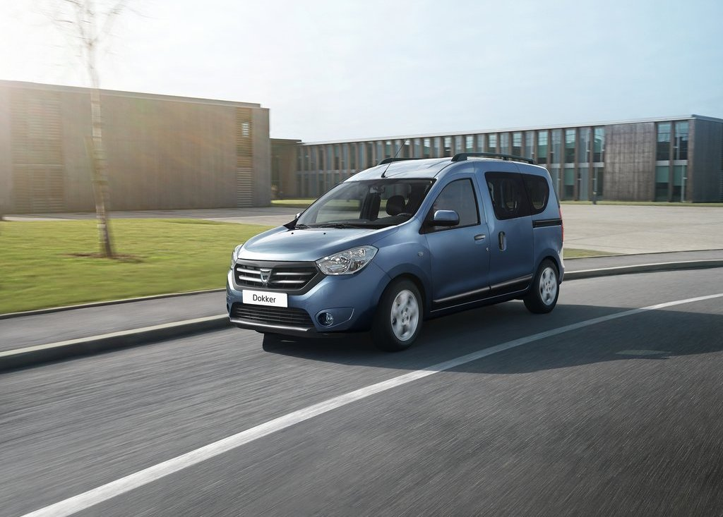 2013 Dacia Dokker Front Angle (View 6 of 17)
