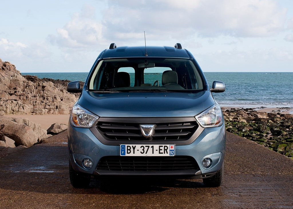 2013 Dacia Dokker Front (View 7 of 17)