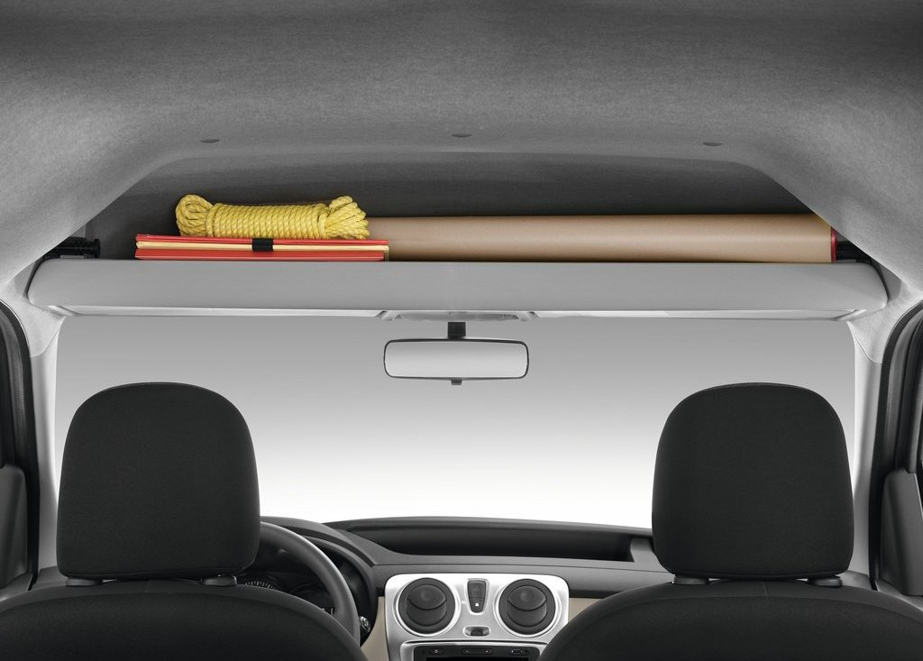 2013 Dacia Dokker Interior (View 8 of 17)