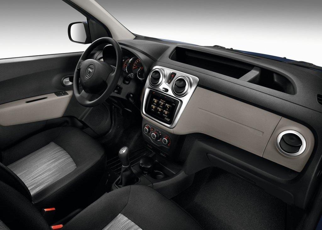 2013 Dacia Dokker Interior (View 9 of 17)