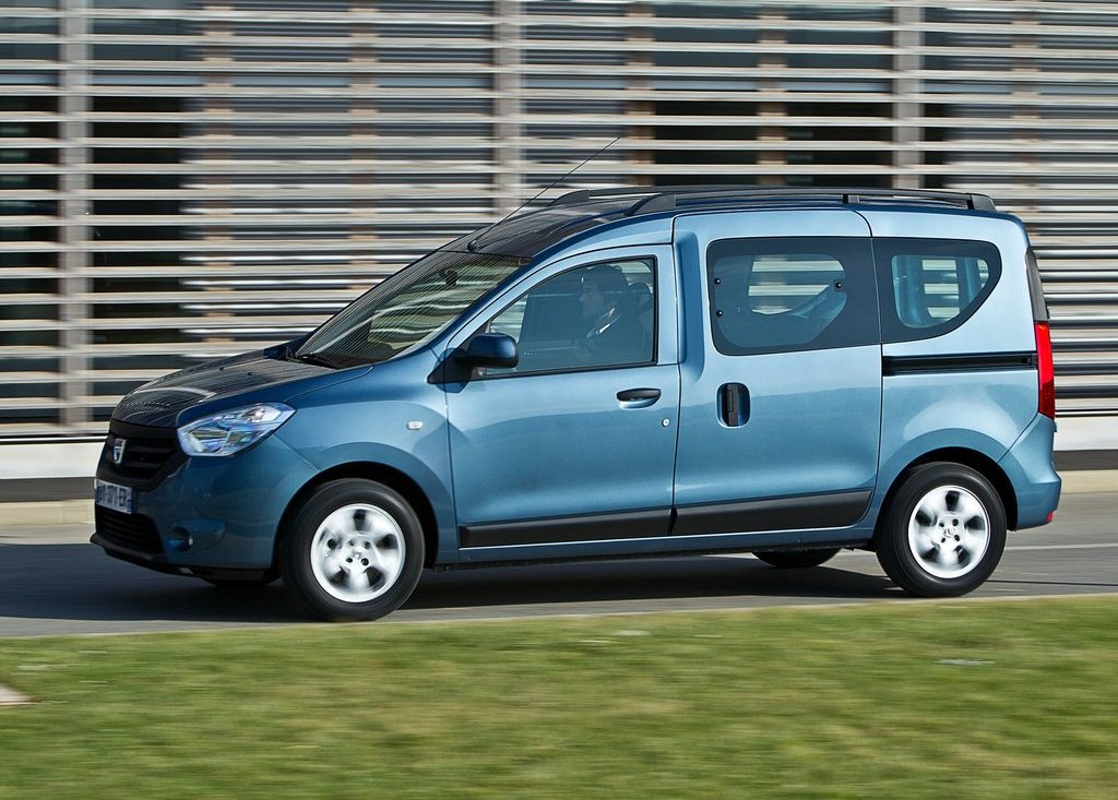 2013 Dacia Dokker Left Side (View 10 of 17)