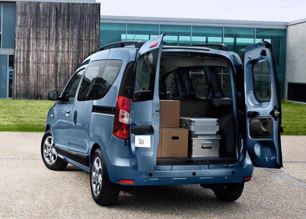 2013 Dacia Dokker Trunk (View 16 of 17)
