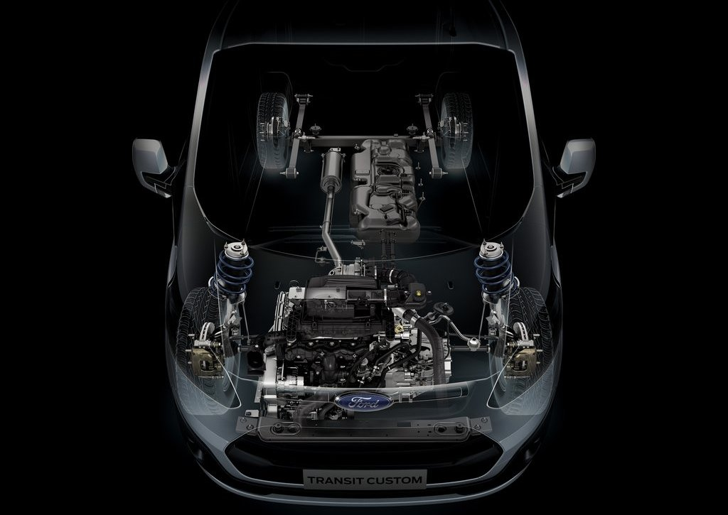 2013 Ford Transit Custom Engine (Photo 5 of 19)