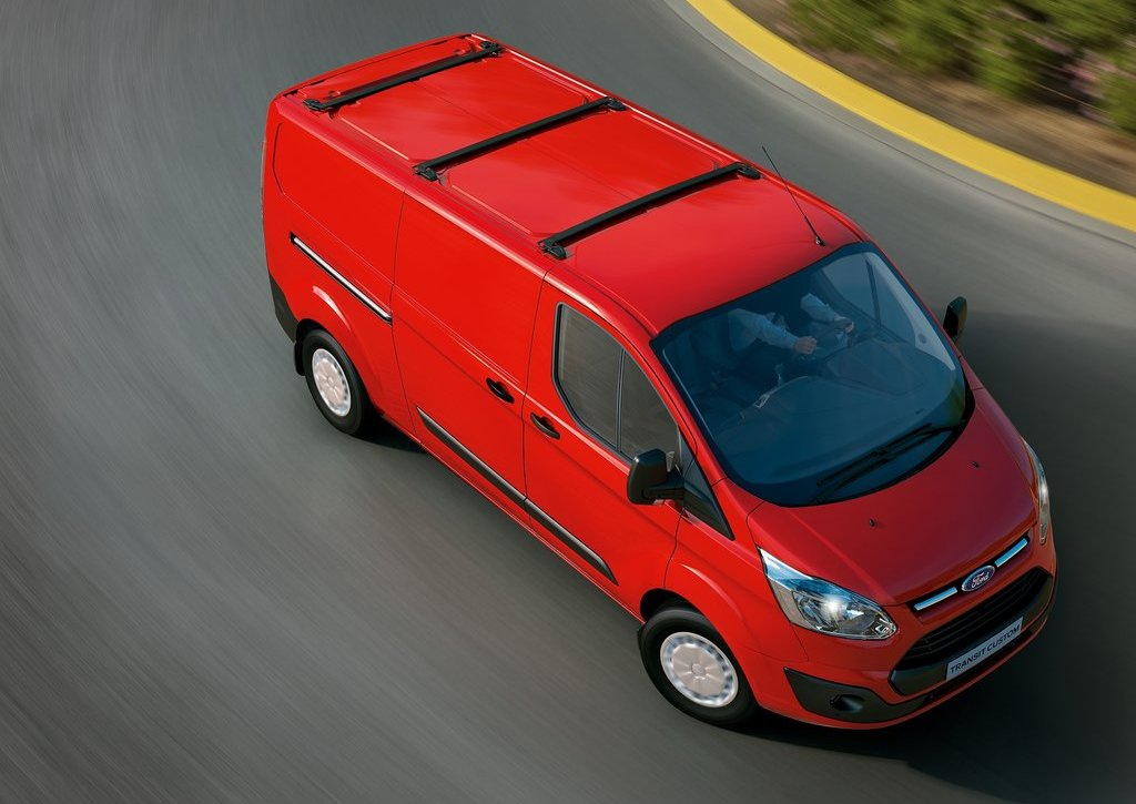2013 Ford Transit Custom Red (Photo 14 of 19)