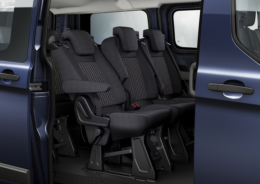 2013 Ford Transit Custom Seat (Photo 16 of 19)