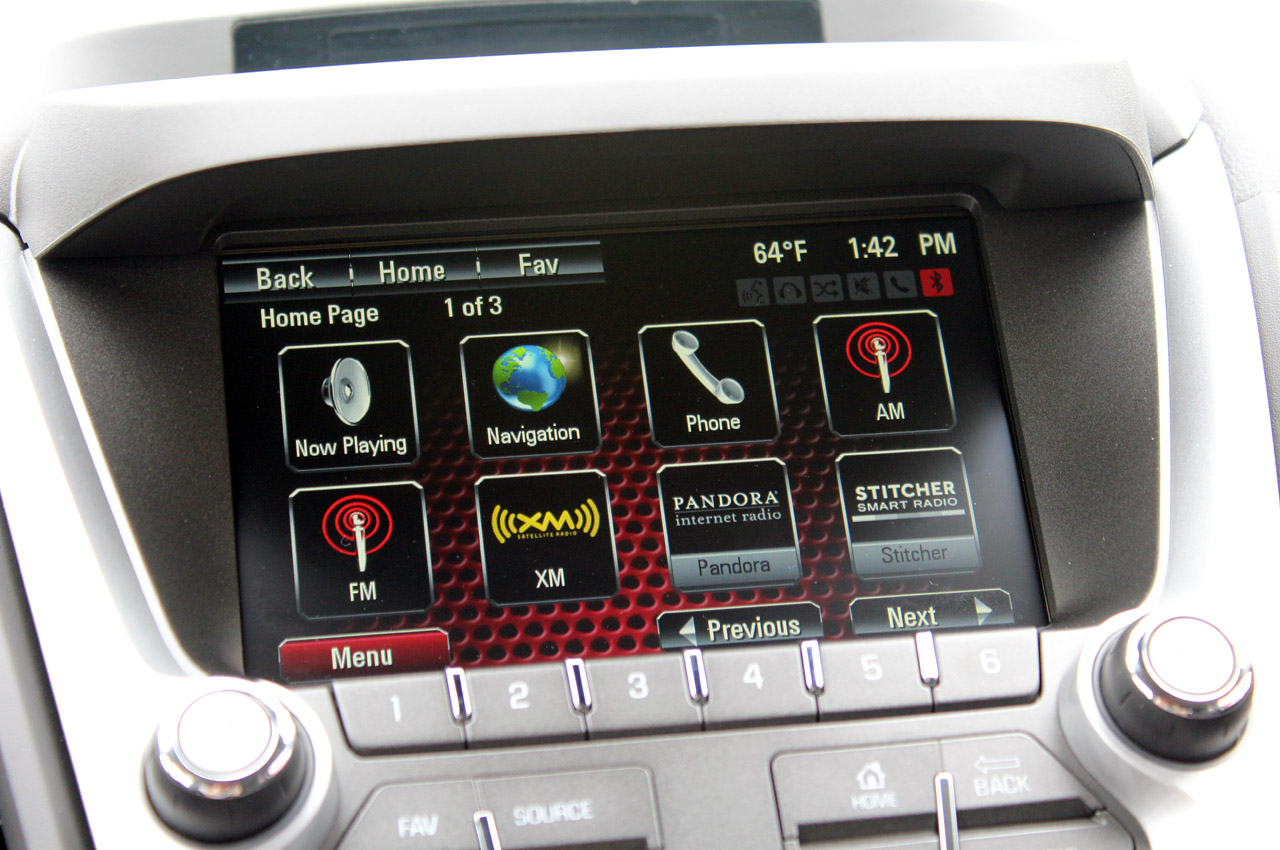 2013 GMC Terrain Denali Feature (Photo 4 of 16)