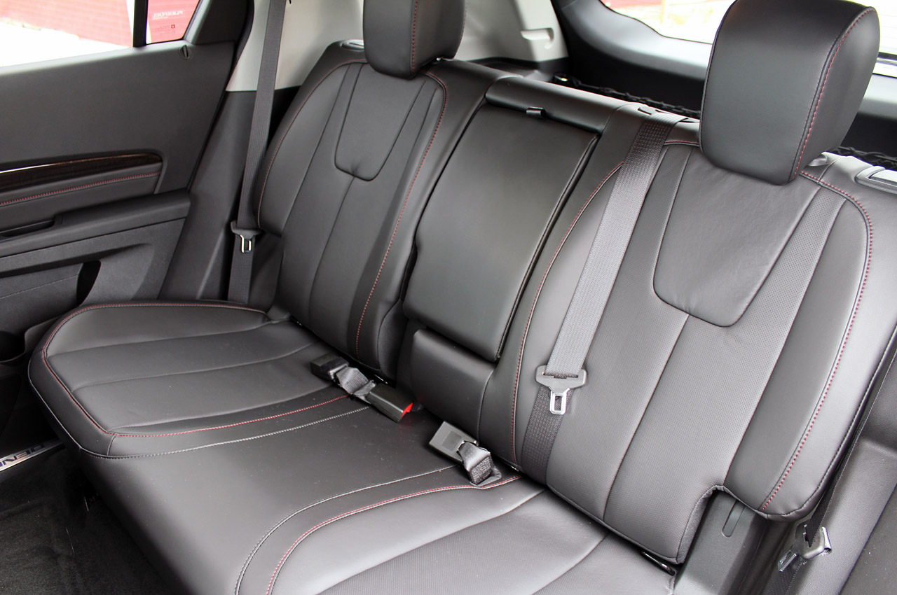 2013 GMC Terrain Denali Seat (Photo 13 of 16)