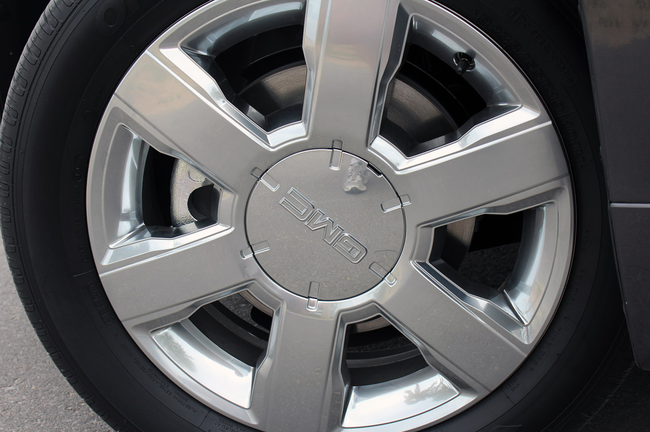 2013 GMC Terrain Denali Wheels (Photo 16 of 16)