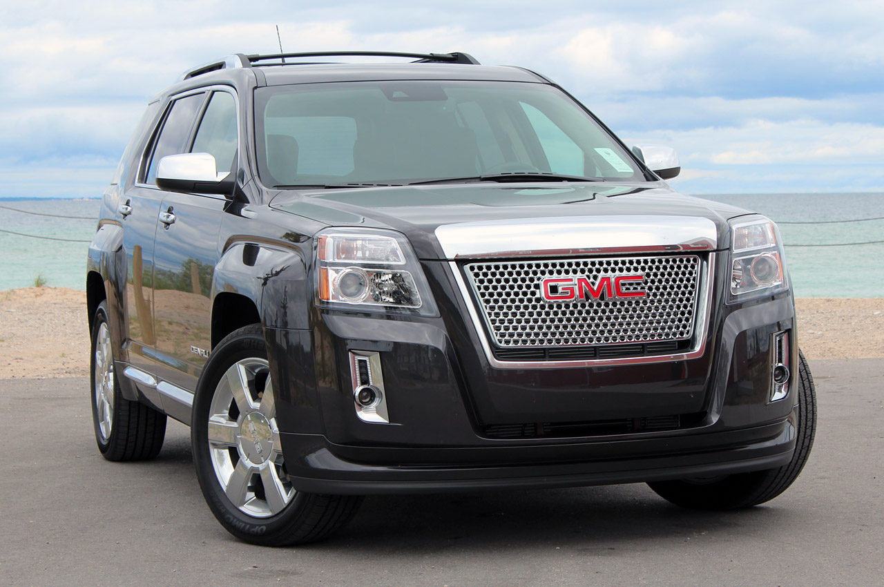 2013 GMC Terrain Denali (Photo 1 of 16)